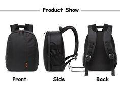 Tigernu  DSLR Camera Bag Backpack - AuhaShop