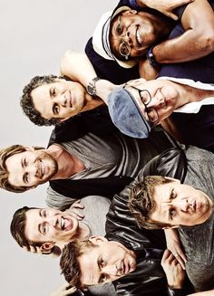 Avengers: Age of Ultron official 2014 San Diego Comic Con photo (part 2)