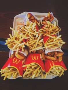 Love McDonalds Fries