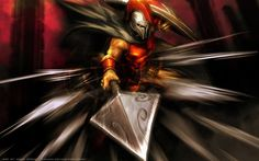 Pantheon League of Legends 0k