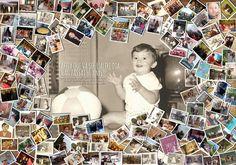 #photocall #collage #regalo #cumpleaños #felices50