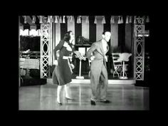 Fred Astaire & Eleanor Powell - Jukebox Dance (1940) - YouTube