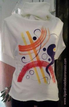 """""""Equilibri"""" - la nostra moda primavera - www.ilgiardinodellacerorosso.com - quadri da indossare"""