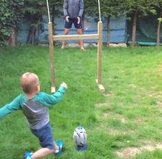 Video del giorno: piccoli Morne Steyn crescono... - On Rugby