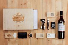 Personal Branding del sommelier Anatoly Markov by Pavel Emelyanov