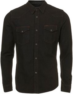 """Lee """"Western"""" Shirt $180.00 thestylecure.com"""