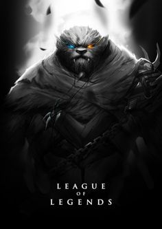 Nighthunter Rengar by wacalac on deviantART
