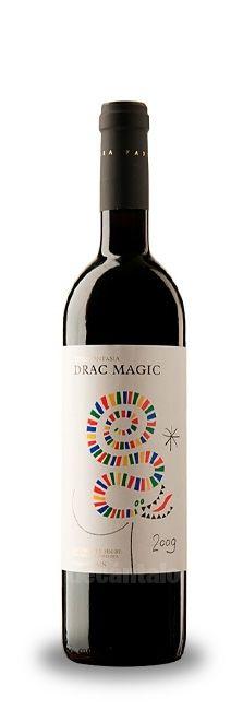 Drac Màgic 2009, Red wine Costers del Segre at decantalo.com