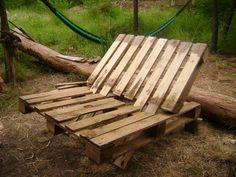 1000 images about terraza on pinterest pallets wine for Sillon con palets reciclados