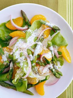 Chilled Asparagus Salad