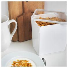 Tillusta Dry Food Jars
