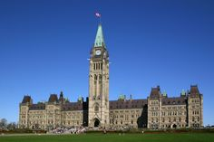 canadian-parliament-building