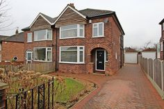This Is Leeds Property - 3 bed semi-detached house for sale Buckstone Avenue, Leeds LS17