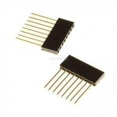 Strip 8 ways 2 pcs Arduino Shield, Arduino Board, Diy Tech, Female Male, Headers, Extensions, Boards, Products, Planks
