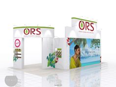 https://flic.kr/p/Ajdm27 | Exhibition stand design for ORS | Exhibition stand…
