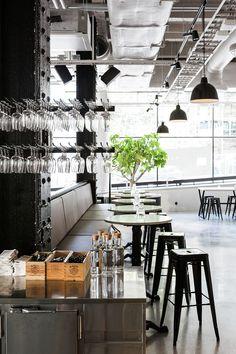 Galería de Restaurante Usine / Richard Lindvall - 14