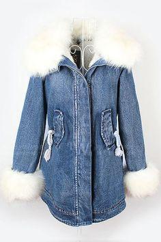 denim coat - Поиск в Google