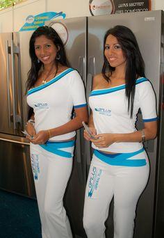 Frio Tecnología 2012 #promotoras #modelos #promotorasdevenezuela