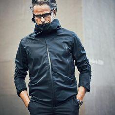 Outdoor Wear, Active Wear, Rain Jacket, Windbreaker, Men Casual, Mens Fashion, My Style, How To Wear, Jackets