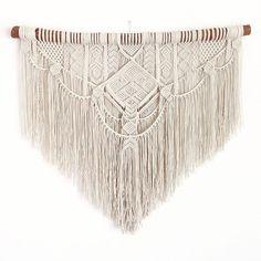 Ancestral Weave Macrame wall hanging