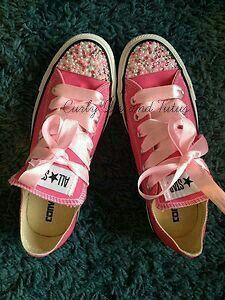 Converse for wedding
