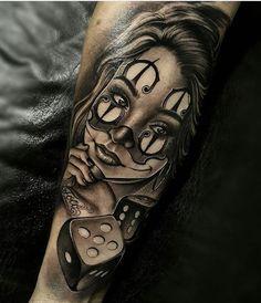 Картинки по запросу tattoo gamble smile now chicano