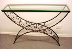 wrought iron furniture - Google Search                                                                                                                                                                                 More