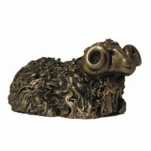 Small Black Faced Ram Sitting £46.99