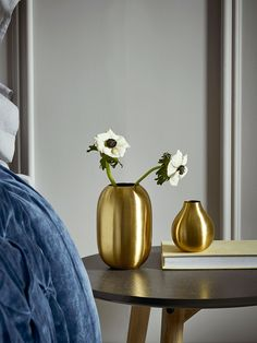 NEW Brass Vases
