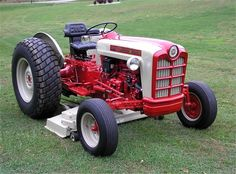 Ford Select-O-Speed Lawnmower