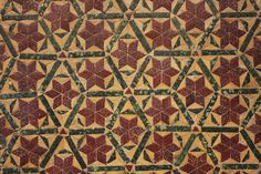 The Cosmati Pavement - Westminster Abbey