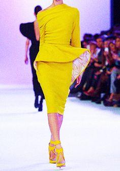 Stephane Rolland Paris Fashion Week 2014