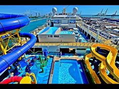 Norwegian Escape Cruise Ship Video Tour and Review - YouTube