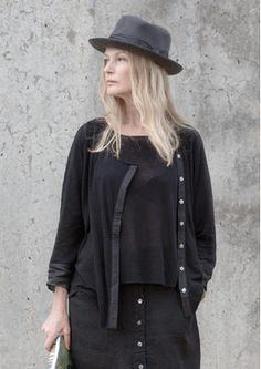 Love this, very cool look, shades of Annie Hall! Autumn 2016