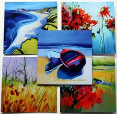 Limited New Season Art Cards Now Available! Sara Paxton, Popular Art, Art Cards, Unique Art, Seasons, Artwork, Painting, Inspiration, Collection