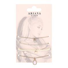 Ariana Grande for Lipsy Charm Bracelets Multi Pack Ariana Grande Lipsy, Ariana Grande Fotos, Ariana Grande Outfits, Ariana Perfume, Ariana Grande Perfume, Ariana Merch, Mode Kawaii, Applis Photo, Birthday Wishlist
