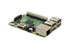 Raspberry Pi Carte Mère Raspberry Pi Type B+ (Processeur 700MHz, 512 Mo de RAM,  4 x USB, 1 x HDMI, 1 x RJ45, 1 x Jack, lecteur de cartes microSD) Raspberry Pi http://www.amazon.fr/dp/B00LPESRUK/ref=cm_sw_r_pi_dp_Fzkkwb1F0P6VG