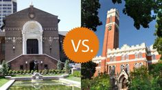 University Of Pennsylvania Vs Vanderbilt University