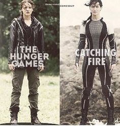The Hunger Games and Catching Fire