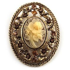 DDLLI Petal Brooch Pins Alloy Broaches and Pins for Women Enamel Lapel Pin Corsage for Women Accessories for Women Glass