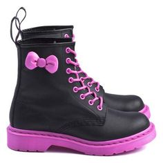 the hottest boot wear | Soooo Hot Right Now: Hello Kitty Dr. Martens | Geekologie