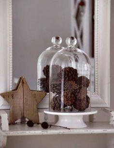 Wij zijn ontzettend fan van stolpjes. Een glazen vaas die je met de opening naar beneden neerzet. Het is één van de goedkoopste en meest veelzijdige interieur stukken. Met Pasen doe je er een vogelnestje met paaseieren onder, met Kerstmis leg je er een paar kerstballen onder. Meer DIY-stolp-inspiratie? Lees snel verder!