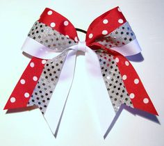 Why yes <3 Just Add Sugar Boutique<3 makes Cheer bows!