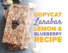 Copycat Larabar Lemon