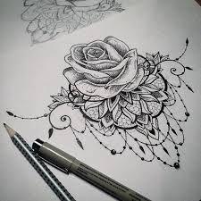 """Résultat de recherche d'images pour """"lotus mandala underboob tattoo"""""""