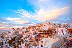 サントリーニ島で出会う、心ときめく15の絶景