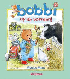 Bobbi op de boerderij van Monica Maas