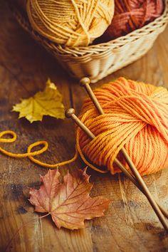 Ball Of Wool Stock Photos, Pictures & Royalty-Free Images Recherche Photo, Autumn Cozy, Autumn Aesthetic, Autumn Photography, Mabon, Autumn Theme, Autumn Inspiration, Fall Halloween, Autumn Leaves