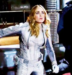 Sara Lance, the White Canary