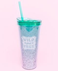 Wild and Free Hot Cold Tumbler
